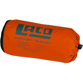 LACD Bivy Bag Light II, orange/grey